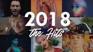 HITS OF 2018 Year - End Mashup [150 Songs] (T10MO)
