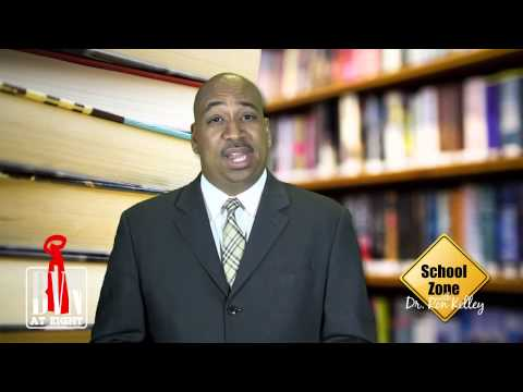 School Zone with Dr. Ron Kelley