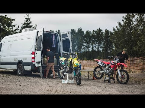 Driven To Ride - Washougal 125 Dream Race