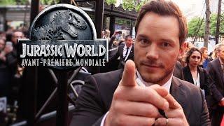 Jurassic World - Avant Première Mondiale à Paris