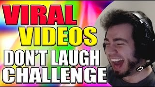 VIRAL VIDEOS DON'T LAUGH CHALLENGE   ZellenDust