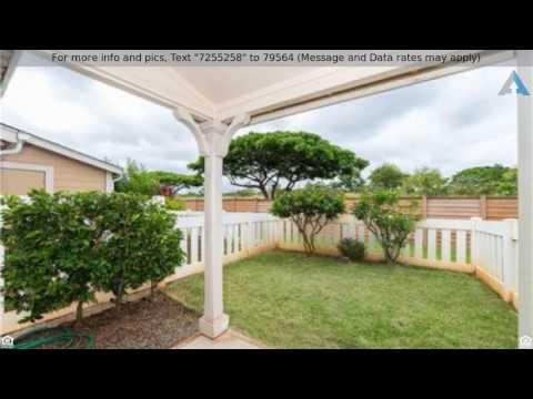 Priced at $449,000 - 94-696 LUMIAUAU Street, WAIPAHU, HI 96797