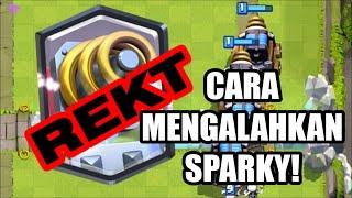 Cara Mengalahkan Sparky!