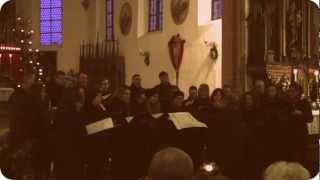 """Günztaler Vocalensemble """"Kommet ihr Hirten"""" Carl Riedel"""
