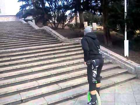 Mono Poznan Street Cytadela Schody Youtube