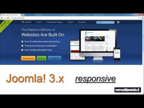 Corso Joomla! 3.x - BASIC - Come Installare Joomla! 3.x Su Un Server Locale (EasyPHP) - HD