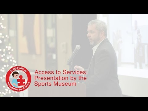 Access to Services: Presentation by the Sports Museum