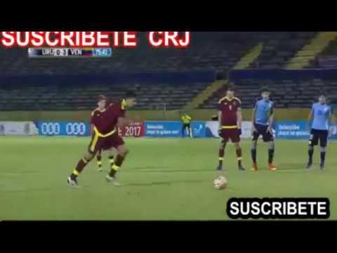 Uruguay Vs Venezuela 0-3 Resumen Sub 20 Sudamericano 2017