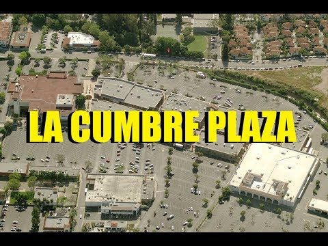 Mall Meandering (Ep.  118): La Cumbre Plaza Mall in Santa Barbara