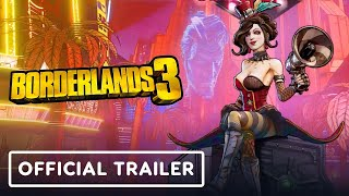 Borderlands 3 Official Moxxi's Heist of the Handsome Jackpot DLC Trailer