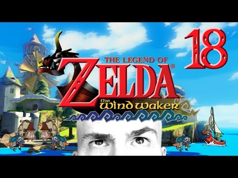 Wind Waker Walkthrough - P18 - Star Belt Archipelago and the Triangle Isles