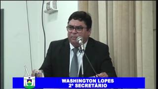 Washington Lopes Pronunciamento 12 01 2017