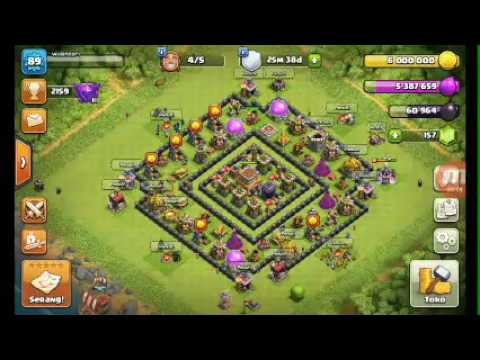Base Coc Th 8 Paling Kuat 2