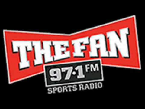 Andy Katzenmoyer with Jonathan Smith on 97.1 The Fan