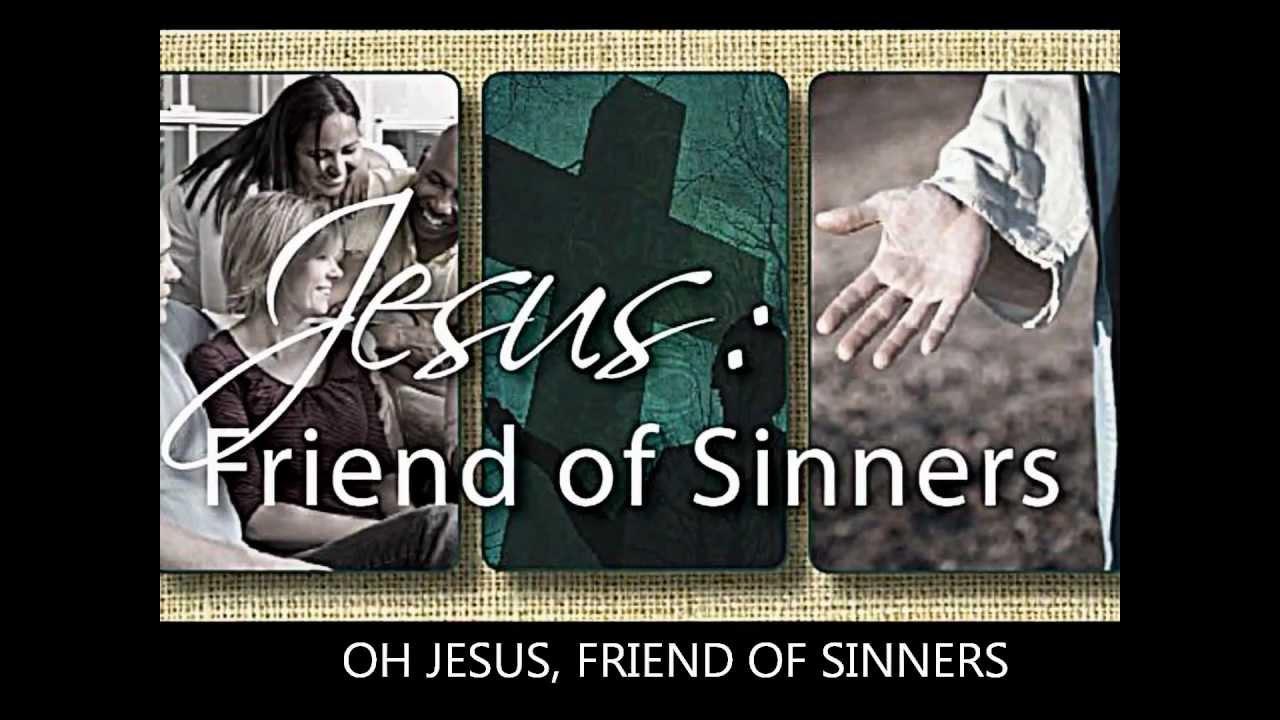Casting Crowns - Jesus, Friend Of Sinners Lyrics | MetroLyrics
