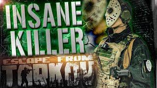 Insane Tarkov Killer  - Escape From Tarkov Highlights - EFT WTF MOMENTS  #161