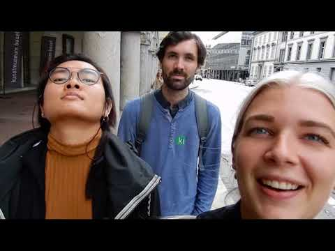 Travel video — Basel, Switzerland