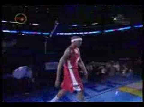 josh smith famous dunk in 2005 all-star weekend