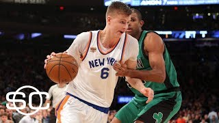 Time for knicks to focus on kristaps porzingis | sportscenter | espn