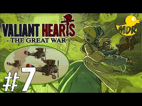 Valiant Hearts The Great War #7 : เกมแก้ปัญหาเชาว์? คือมันส์เกินไปแล้ว!!