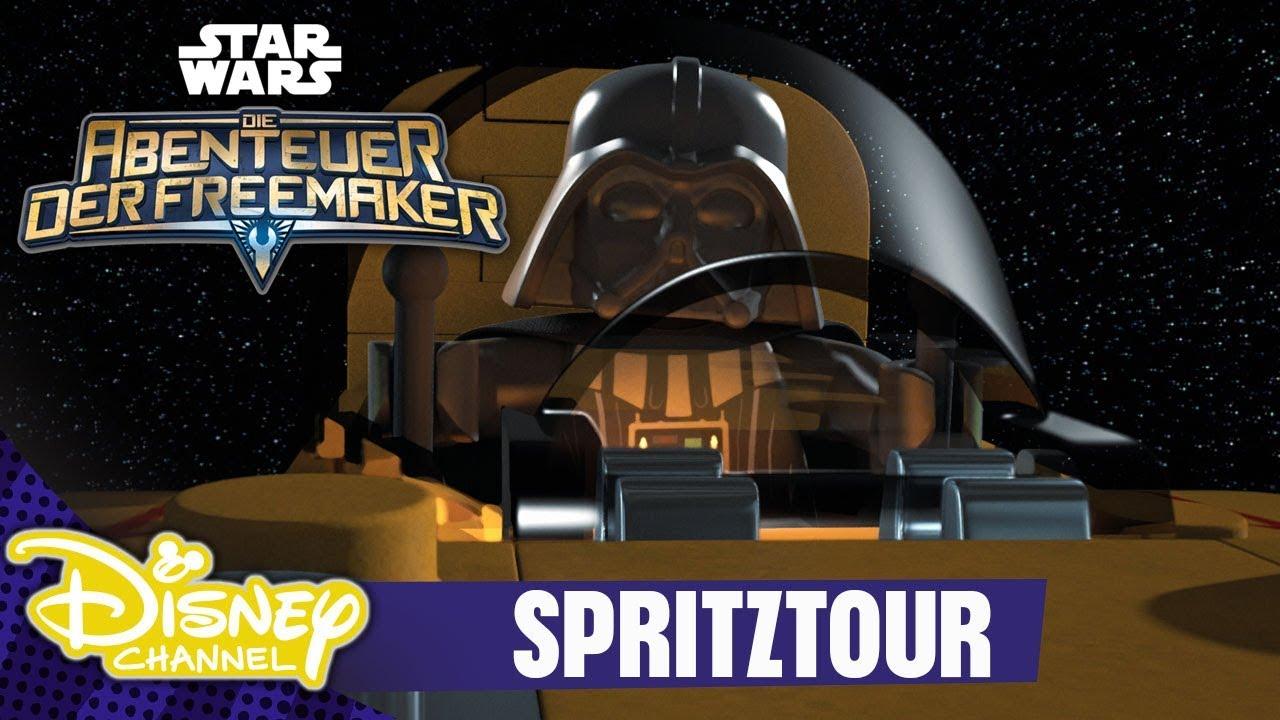 Download STAR WARS: DIE ABENTEUER DER FREEMAKER - Clip: Spritztour | Disney Channel