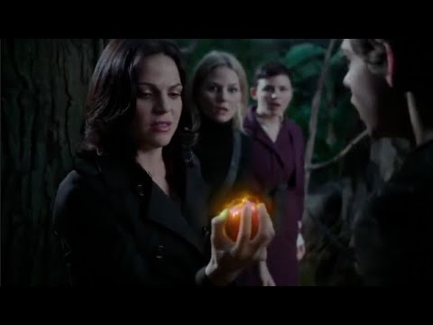 Once Upon A Time Regina Season 3 Fights And Abilities