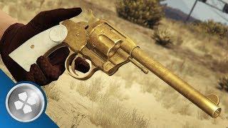 GTA V: Novo Revolver 'Secreto' no Modo Online