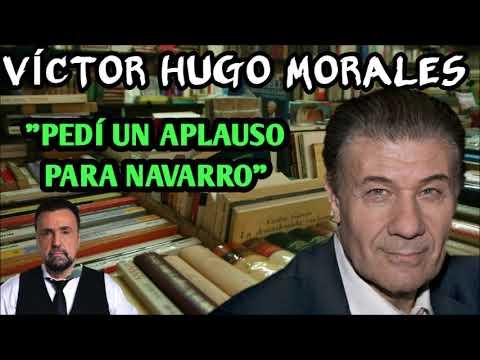 """VÍCTOR HUGO MORALES - ATIENDE A COLUMNISTA DEL DIARIO """"LA NACIÓN"""" 25/09/2017"""