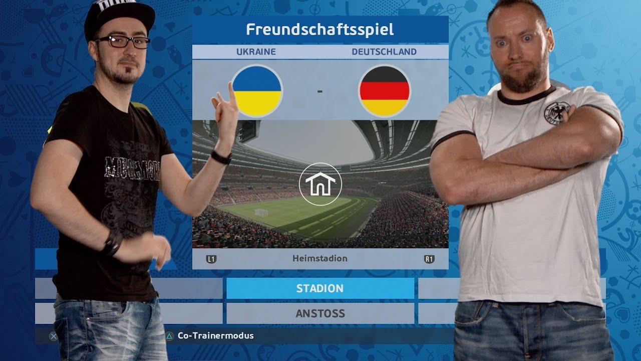 Em Deutschland Vs Ukraine