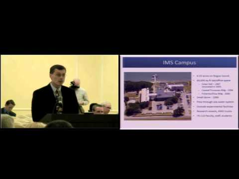 Institute of Marine Sciences | Presentation to UNC-Chapel Hill Board of Trustees | January 22, 2015