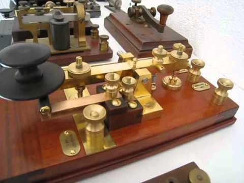 TITANIC Morse Key replica f6eju job done