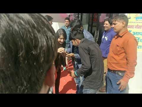Fans Of Fogat In Jhajjar,,Gajender Phogat With Fans..
