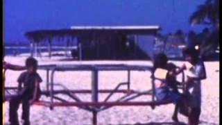 Old Aruba - Family at Caribbean Hotel 1960