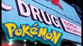 This Place Sells Pokemon in Japan
