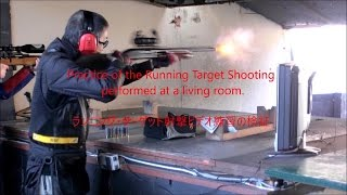 Practice of Running Target Shooting RT射撃ビデオ練習の検証