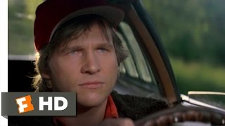 Starman (3/8) Movie CLIP - Yellow Light, Go Very Fast (1984) HD