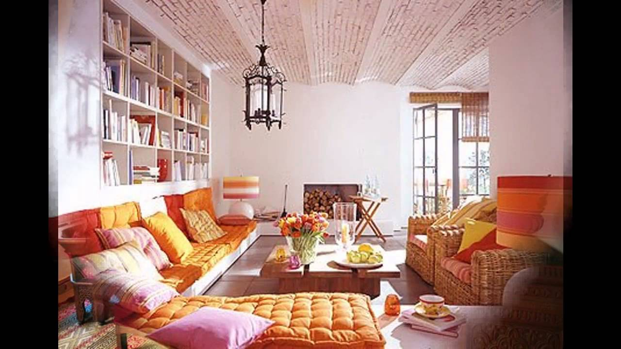 Best Moroccan living room ideas - YouTube