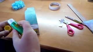 як зробити коробку для речей
