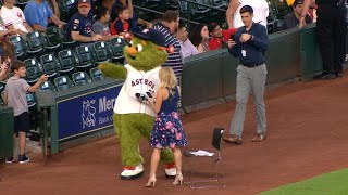 Orbit's Shenanigans: Orbit makes a special appearance