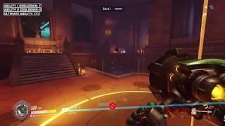 Bronze Overwatch Player Achieves True Game Balance