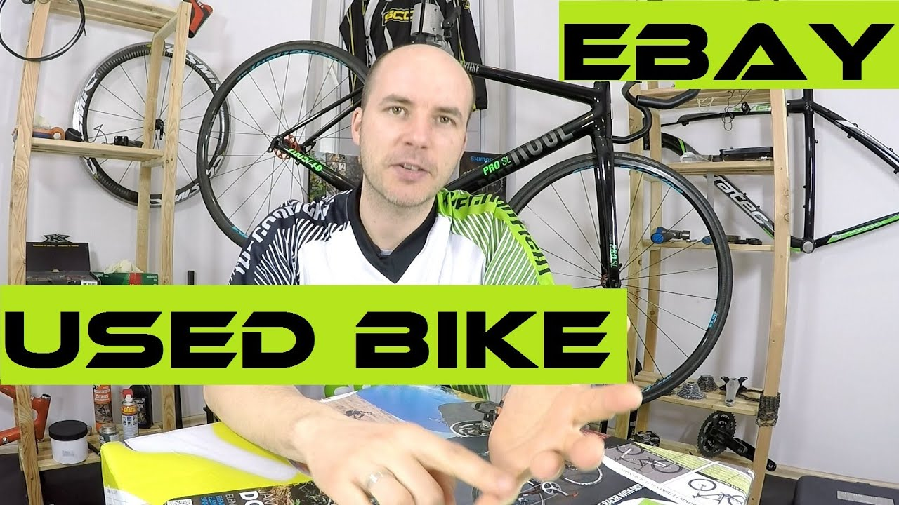 Carbon Fiber Frame Road Racing Bikes For Sale Ebay >> How To Buy Used Bike On Ebay 3 Worse And 3 Best Questions To Ask