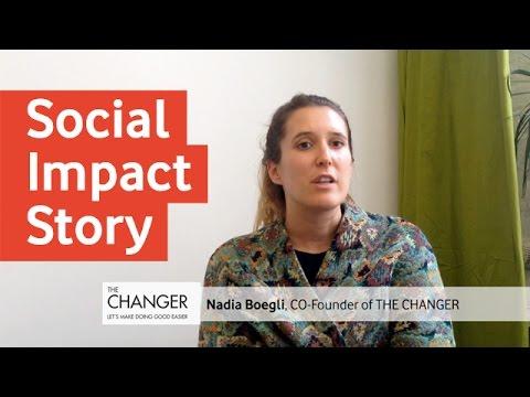 Social Impact Story: THE CHANGER