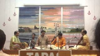 Carnatica Brothers performing at the Tapas music festival