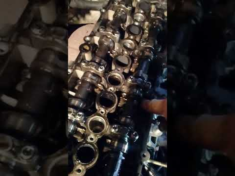 m57 engine problem, how to remove injector, no compression  Bmw e39