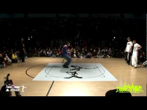 Quart de final Popping : Optimus Flo & Smoothie H vs Tony PS & Mehdi
