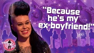 Nick discovers his ex girlfriend on Take Me Out - Take Me Out Series 7 Episode 6