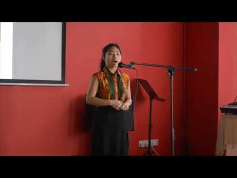 Zara Jayne  |  Imagine the Best Version of You @ MAPS 8th Poetry Reading Session