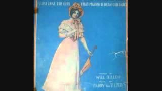 American quartet: I want a girl 1910 or 11 (outlast whistleblower)