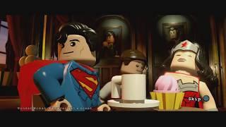Lego Batman 3 Beyond Gotham PS4 Demo Gameplay