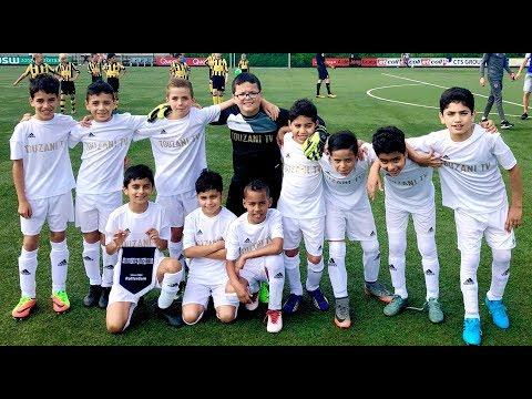 TOUZANI SCHOOL ROTTERDAM FOOTBALL CUP